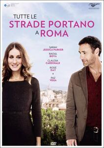 Tutte le strade portano a Roma di Ella Lemhagen - DVD