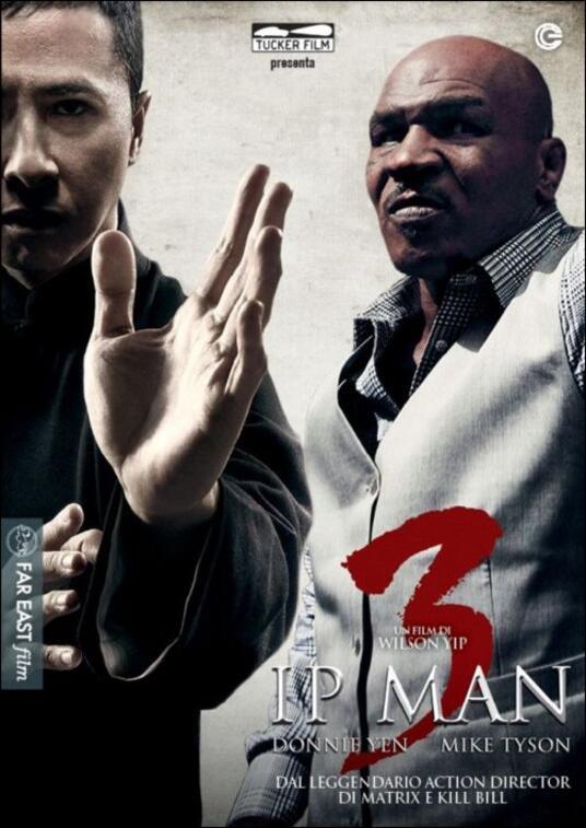 Ip Man 3 di Wilson Yip - DVD