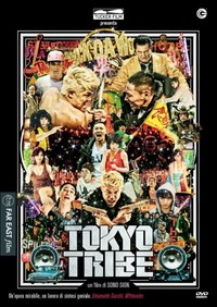 Cover Dvd Tokyo Tribe