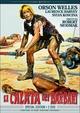 Cover Dvd DVD La calata dei barbari