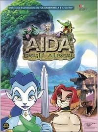 Cover Dvd Aida degli alberi