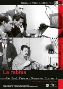 La rabbia di Pier Paolo Pasolini,Giovanni Guareschi - DVD