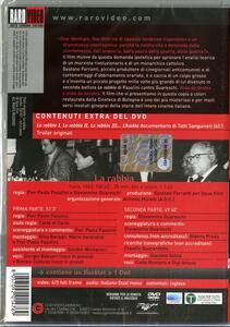 La rabbia di Pier Paolo Pasolini,Giovanni Guareschi - DVD - 2