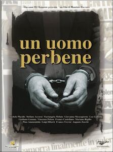 Un uomo perbene di Maurizio Zaccaro - DVD