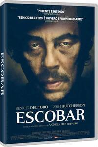 Escobar (DVD) di Andrea Di Stefano - DVD