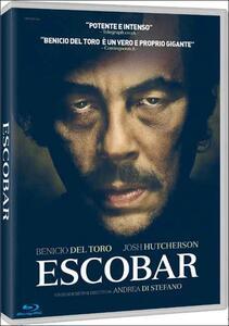 Escobar (Blu-ray) di Andrea Di Stefano - Blu-ray