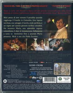 Escobar (Blu-ray) di Andrea Di Stefano - Blu-ray - 2