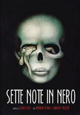 Film Sette note in nero Lucio Fulci