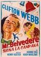 Cover Dvd DVD Mr. Belvedere suona la campana