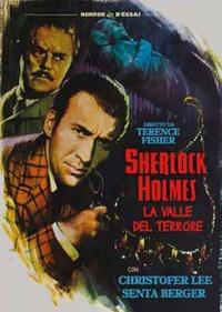 Locandina Sherlock Holmes - La valle del terrore