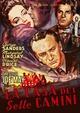 Cover Dvd La casa dei sette camini - La maledizione della morte