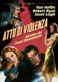 Cover Dvd Atto di violenza (DVD) (DVD)