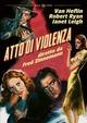 Cover Dvd DVD Atto di violenza