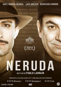 Neruda (DVD) di Pablo Larraín - DVD