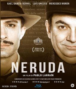 Neruda (Blu-ray) di Pablo Larraín - Blu-ray