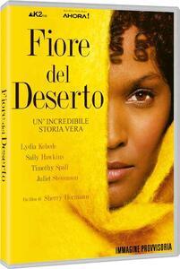 Fiore del deserto (DVD) di Sherry Hormann - DVD
