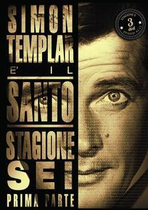Il Santo. Stagione 6. Vol. 1 (3 DVD) di Robert S. Baker - DVD