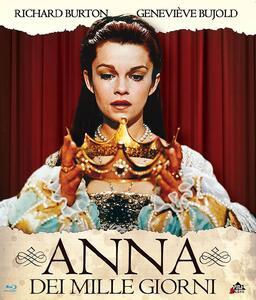 Anna dei mille giorni (DVD) di Charles Jarrott - DVD