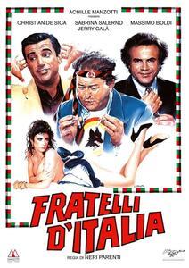 Fratelli d'Italia (DVD) di Neri Parenti - DVD