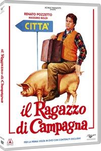 Cover Dvd ragazzo di campagna (DVD) (DVD)