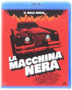 La macchina nera (Blu-ray) di Elliot Silverstein - Blu-ray