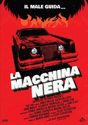 La macchina nera (DVD) - DVD - Film di Elliot Silverstein