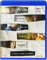 Cover Dvd È solo la fine del mondo (Blu-ray) (Blu-ray)