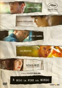 È solo la fine del mondo (DVD) di Xavier Dolan - DVD