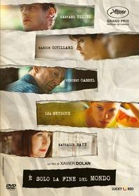 Cover Dvd È solo la fine del mondo (DVD) (DVD)
