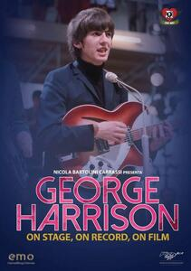 Film George Harrison. On Stage, On Record, On Film (DVD)