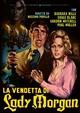 Cover Dvd DVD La vendetta di lady Morgan