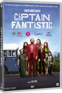Film Captain Fantastic (DVD) Matt Ross 0