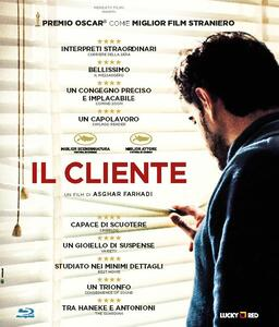 Il cliente (Blu-ray) di Asghar Farhadi - Blu-ray