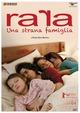 Cover Dvd Rara - Una strana famiglia