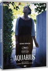 Film Aquarius (DVD) Kleber Mendonça Filho