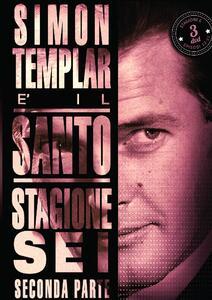 Il Santo. Stagione 6. Vol. 2 (4 DVD) di Robert S. Baker - DVD