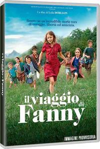 Il viaggio di Fanny (DVD) di Lola Doillon - DVD
