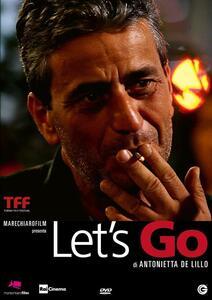 Let's Go (DVD) di Antonietta De Lillo - DVD