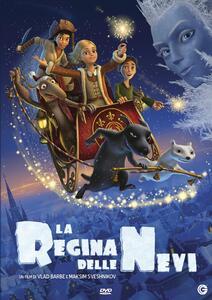 La regina delle nevi (DVD) di Vladlen Barbe,Maxim Sveshnikov - DVD