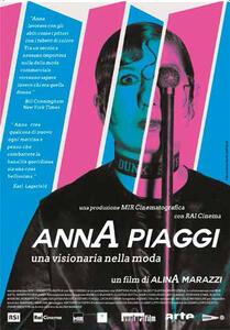 Anna Piaggi. Una visionaria nella moda (DVD) di Alina Marazzi - DVD