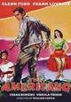 Cover Dvd DVD L'americano