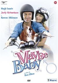 Cover Dvd Maybe Baby (DVD) (DVD)