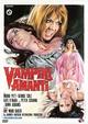 Cover Dvd Vampiri amanti