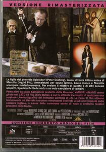 Vampiri amanti (DVD) di Roy Ward Baker - DVD - 2