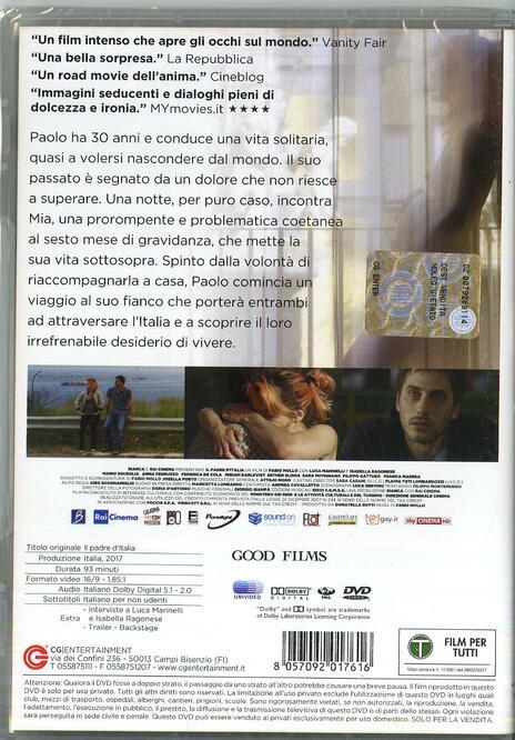 Il padre d'Italia (DVD) di Fabio Mollo - DVD - 7