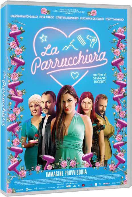 La parrucchiera (DVD) di Stefano Incerti - DVD