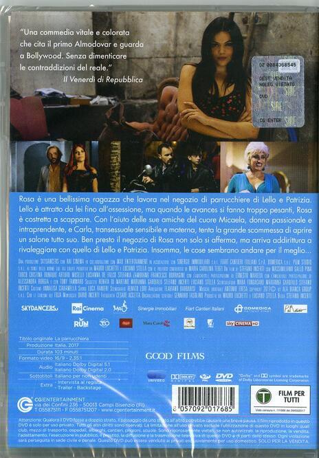 La parrucchiera (DVD) di Stefano Incerti - DVD - 7