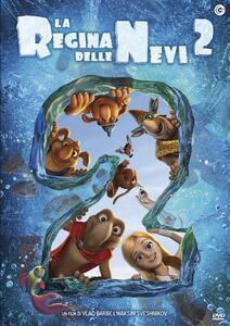 La Regina delle Nevi 2 (DVD) di Alexey Tsitsilin - DVD