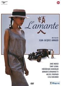 Cover Dvd L' amante (DVD)
