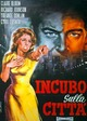 Cover Dvd DVD Incubo sulla città